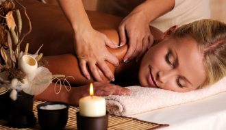 Spa Experience, Stress Melter Massage Sense Den Haag
