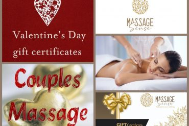 Couples Massage for Valentines Day
